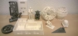 un mundo lleno de posibilidades - impresión 3d de arte, maquetas, lamparas, tulipas, móviles, piezas industriales, artistas, diseñadores, arquitectos, talleres, mecanizados