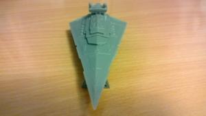 destructor imperial hecho en domotek con el servicio de impresion 3d en san sebastian