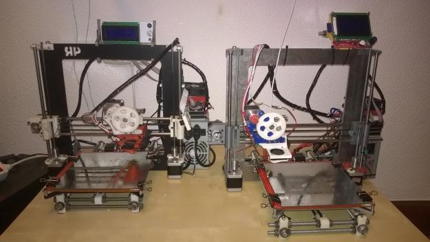taller impresora 3d prusa i3