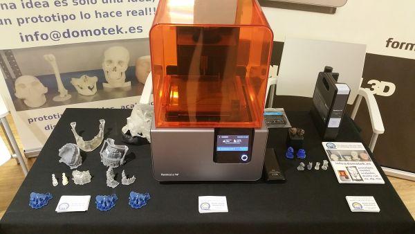 Impresora de resina Form2