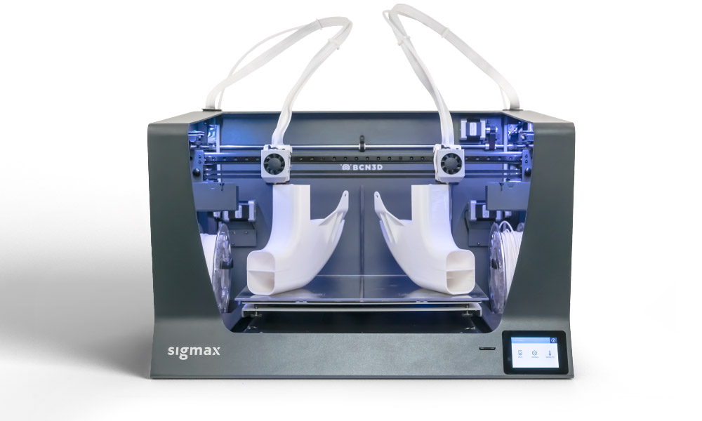 SigmaX Impresora 3d de filamento - fdm