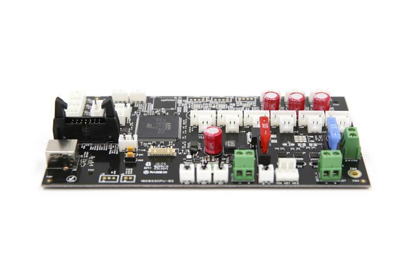 Raise3d nueva generación electrónica