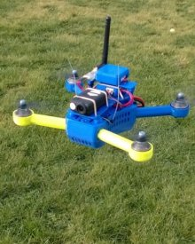 Thingiverse T4 Quadcopter Mini 250