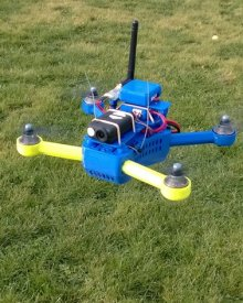 Thingiverse T4 Quadcopter Mini 250