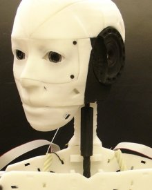 Thingiverse Head for Robot InMoov