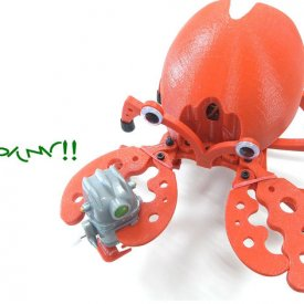 Thingiverse PrintBot Crab
