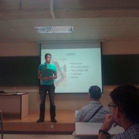 Explicando el proyecto Eraikizpi (impresora 3d de resina)