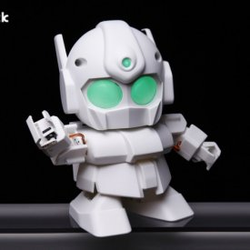 Thingiverse RAPIRO – The Humanoid Robot for your Raspberry Pi