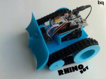 Thingiverse PrintBot Rhino